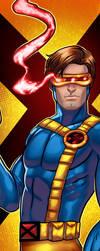 Cyclops Panel Art by RichBernatovech