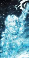 Iceman Panel Art