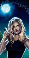 Buffy Panel Art