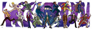 Doctor Who Grouping