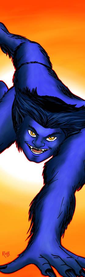 Beast Panel Art