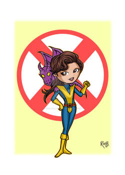 Toon Kitty Pryde