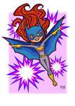 Toon Batgirl