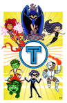 Toon Titans Grouping