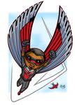 Toon Falcon