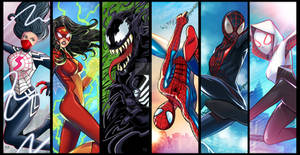 Spider Grouping 2