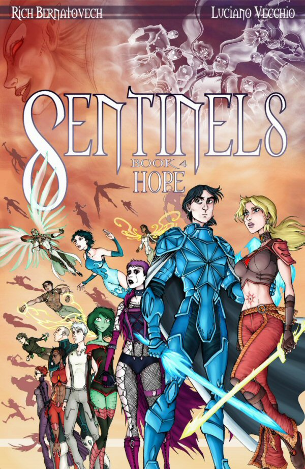 Sentinels Book 4: Hope