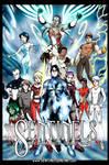 Sentinels Poster