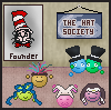 The Hat Society by SpencerMel