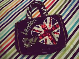 UK London Bag by Terupon