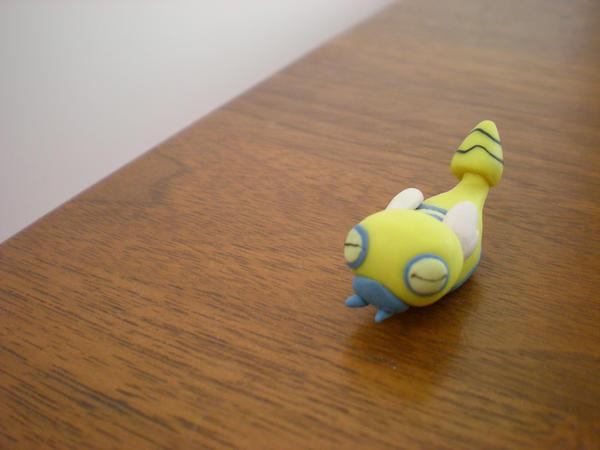 Mini Dunsparce by Foureyedalien