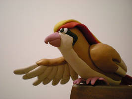 Pidgeot by Foureyedalien