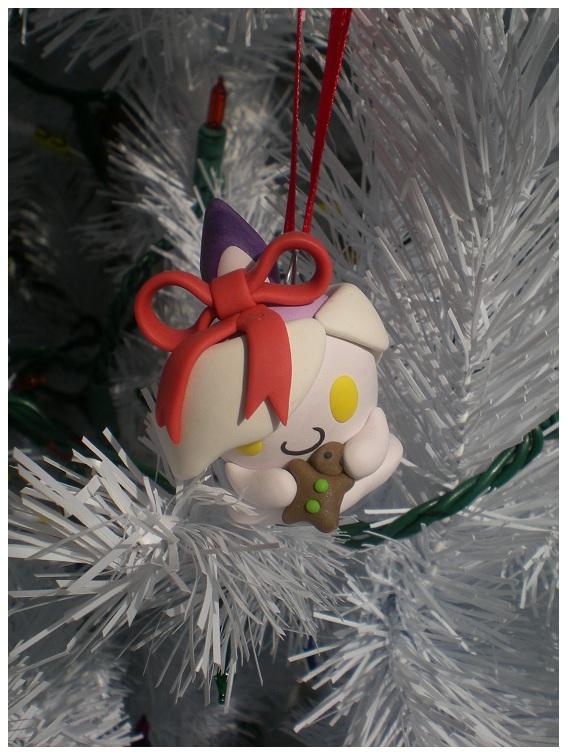 Litwick Ornament by Foureyedalien