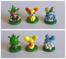 Gen 6 starter minicots