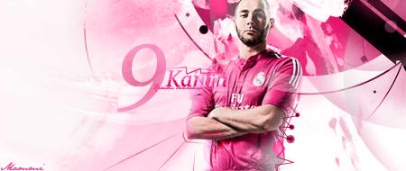 Karim benzema by MammiART1