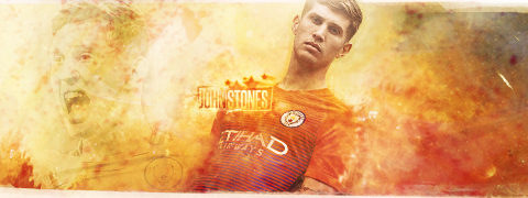 John Stones by MammiART1