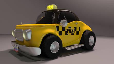 El Taxi / The Taxi