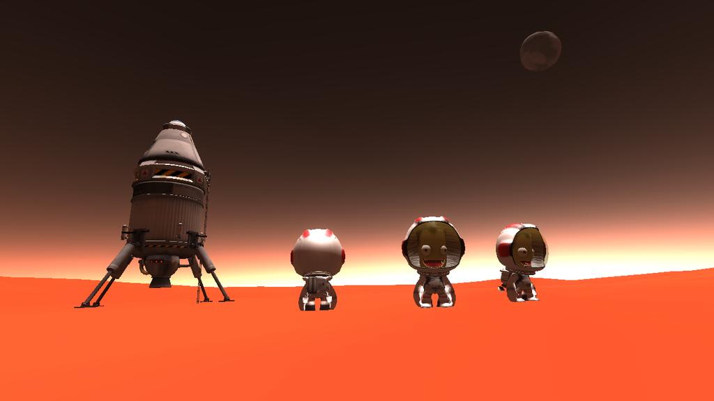 kerbal space program duna base - photo #14