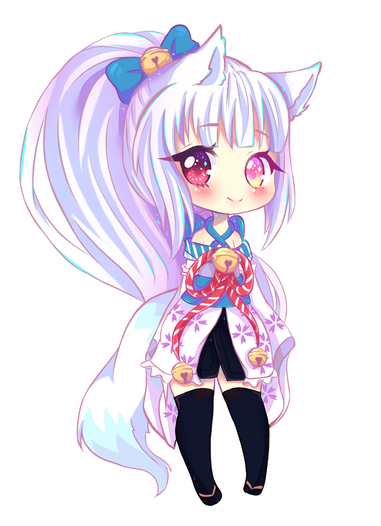 [AT] Moon Fox by Seraphy-chan on DeviantArt