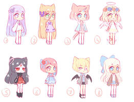 [closed] Random adopts~ set price by Seraphy-chan