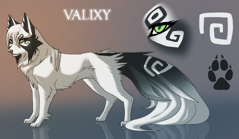 Valixy's New Design 2014 - Quick Ref by Valixy