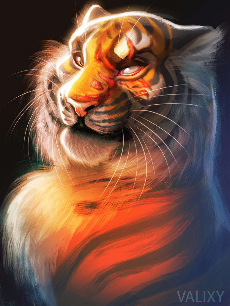 Shere Khan by Valixy