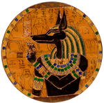 Kneel Before Lord Anubis by C4A2Todd