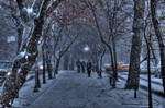 snowy istanbul 5