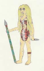 Chandakanti redesign by Paleo-Beast-Emperor