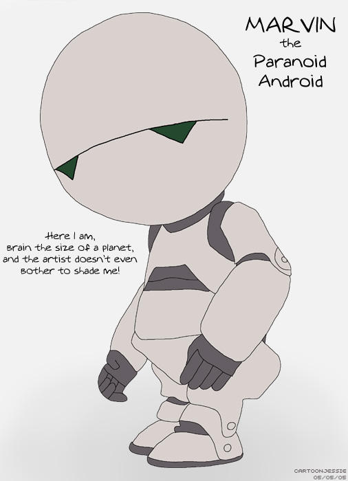 List of fictional robots and androids - Wikipedia