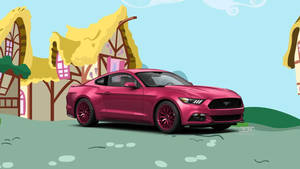 Melody Aurora's Ford Mustang GT 2015
