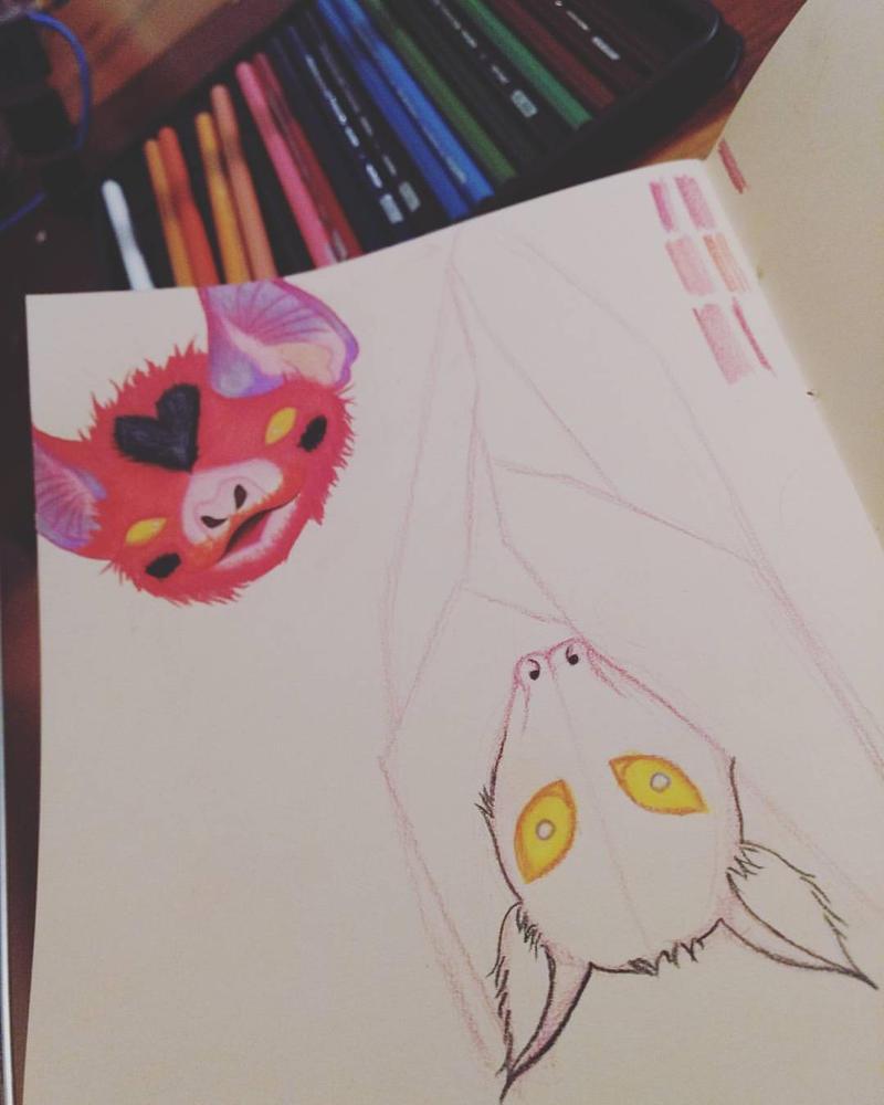 Bat Sketches by jackylack