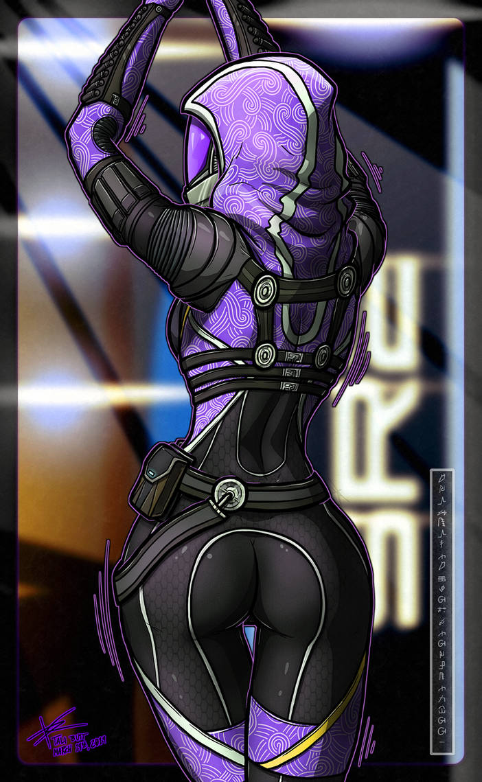 Shakin' Tali Butts