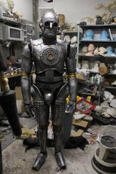 Tin Man suit from 'Heartless'