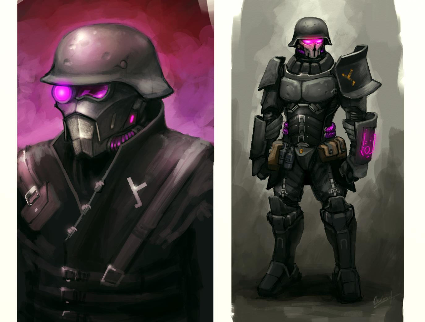 Troopers by pEEtOO