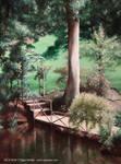 Garden in Barham