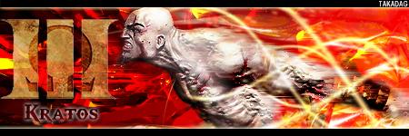 Kratos signature by Takadag