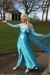Elsa - Let it go by Frederica-La-Noir