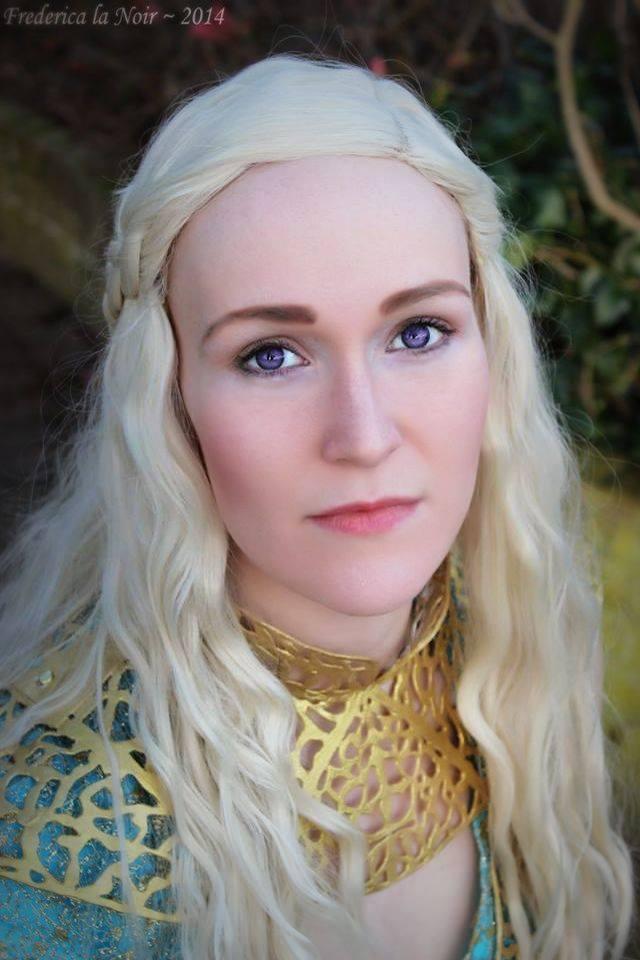 Daenerys Stormeborne - Qarth Closeup by Frederica-La-Noir