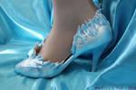 Frozen Footwear - Elsa Style