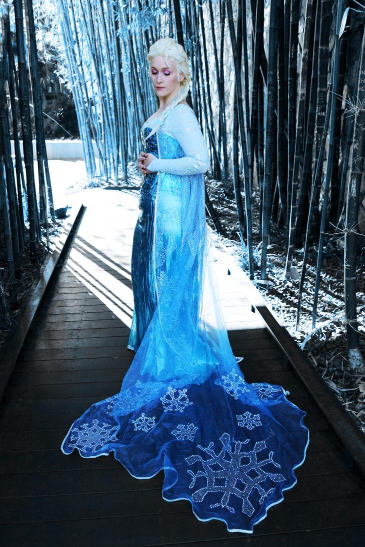 Elsa - Frozen Heart by Frederica-La-Noir