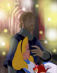 Please stay with me... by princessecartman