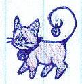 Tiny Little Kitten by iiberukitii