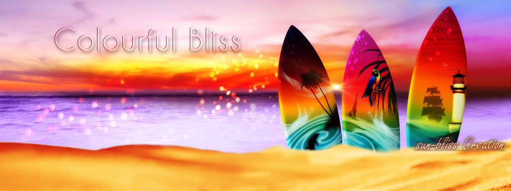 Colourful Bliss