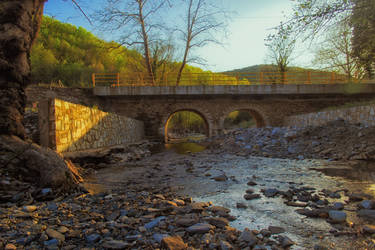 Stock - Bridge by Sun-Bliss