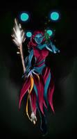 Necromancer Sylvari
