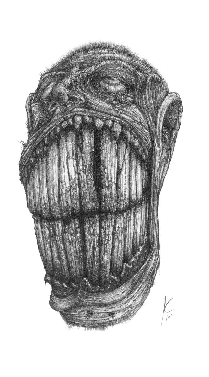 Teeth by VanderHuge