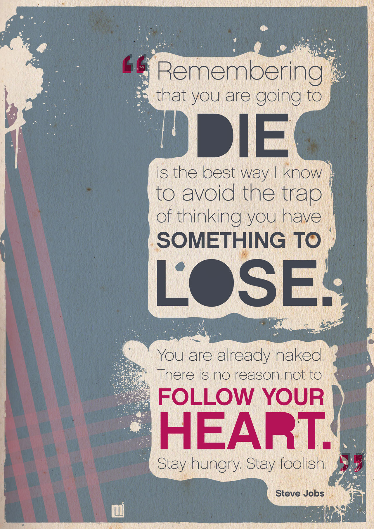 Follow your heart by Arahiriel