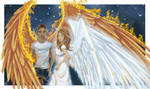 A stars spirit by Arahiriel