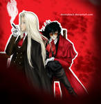 Master and servant by DesmyBlack